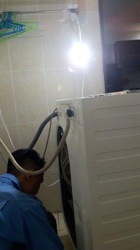 bảo hành máy giặt electrolux tphcm